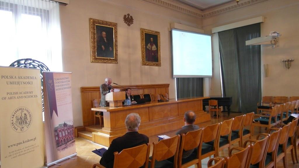 Konferencja Metody geofizyczne w archeologii polskiej (fot. J. Karmowski, K. Kiersnowski) - geof%2B%252822%2529.JPG