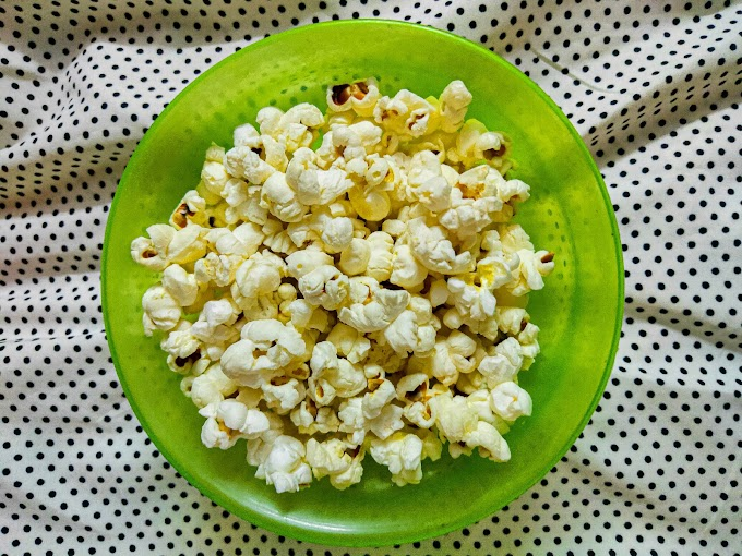 Popcorn Recipe / How To Make Perfect Popcorn | Breakfast Care