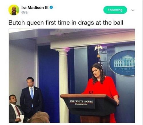 sarah huckabee ira madiso butch