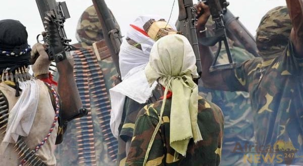Biafra; Militant tells IPOB, Peace Wont Work In This Corrupt, Wicked Islamic Nation Ruled by an illiterate old fool