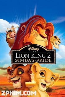 Vua Sư Tử 2: Niềm Kiêu Hãnh Của Simba - The Lion King 2: Simba's Pride (1998) Poster