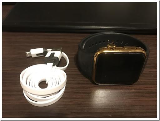 IMG 3381 thumb - 【助けて】未来のガジェット?A9 MTK2502A Smart Watchレビュー!色々とツッコミどころもあるけど決して無能じゃないスマホ連動型の携帯機!一応日本語も対応してるよ、一応ね。【腕時計/スマートウォッチ】