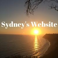Sydney's Website