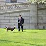 Senator Ball and Tito at The Capitol