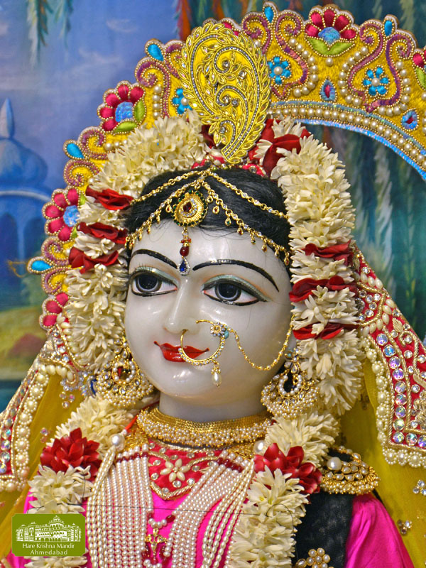 ISKCON Hare Krishna mandir Ahmedabad  07 Jan 2017 (5)
