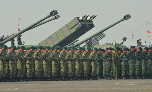 TNI Jadi Korban Taktik Licik Bisnis Senjata Militer Amerika
