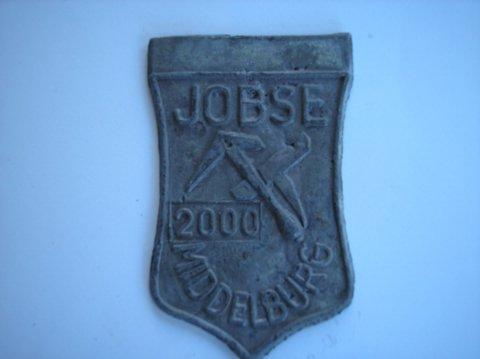 Naam: JobsePlaats: MiddelburgJaartal: 2000