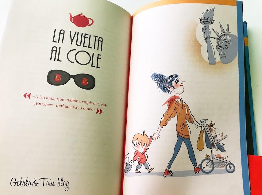 Libro de humor de Mamá Saturada