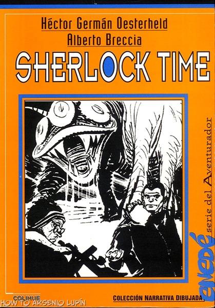 Sherlock Time 000