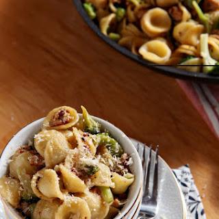 Turkey and Broccoli Orecchiette Recipe