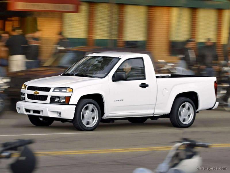2004 Chevrolet Colorado Ls Regular Cab 00003 Jpg