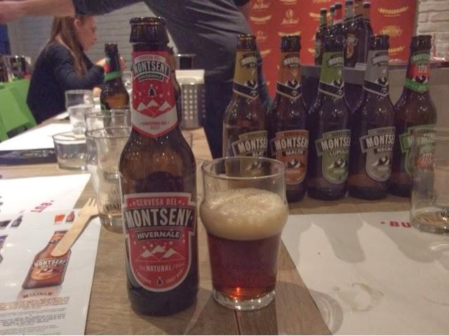 Cerveza Montseny Ivernale