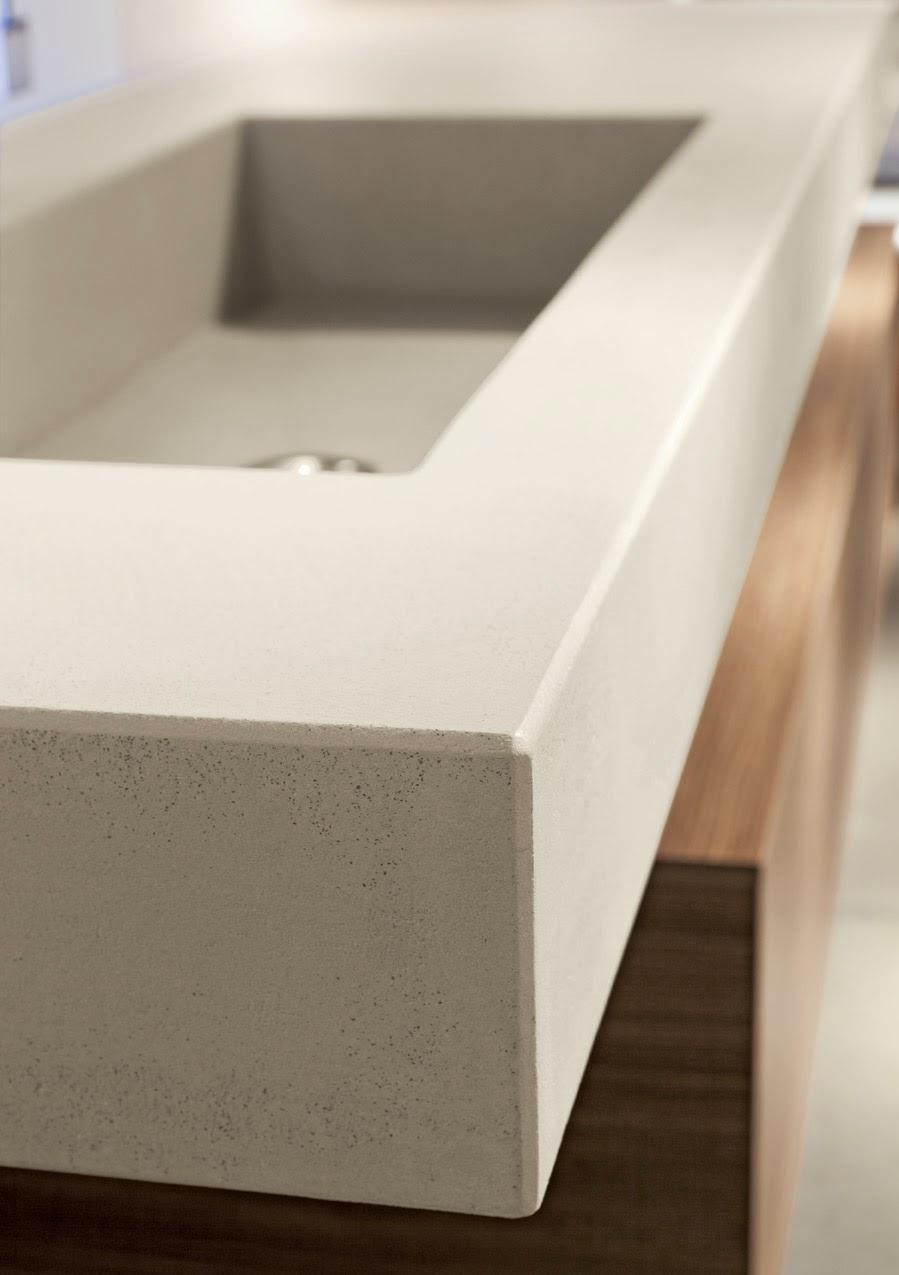 Arredo bagno mobili da bagno bergamo e - Lavabo bagno resina ...