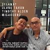 Selamat Ulang Tahun Timothy Alden Wicaksono, Semoga Tetap Semangat