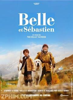 Tình Bạn Của Belle Và Sebastian - Belle and Sebastian (2013) Poster