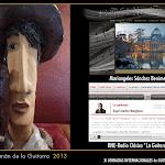 """Los Premiados: Modalidad Colectivo, RNE-Radio Clásica """"La Guitarra"""" y Modalidad Individual, Mariangeles Sánchez Benimeli"""