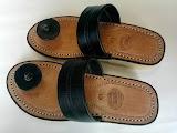 Sandal tarumpah ketokan