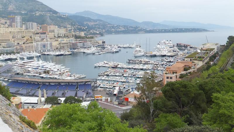 Principado de Mónaco, Costa Azul, Francia