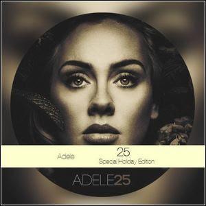 Baixar Adele – 25 Special Holiday Edition (2016)