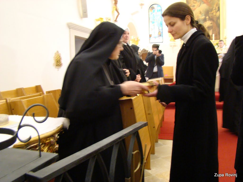 Svečani zavjeti s. Mihaele Željke Knežević - DSC05336.JPG