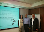 Prof. Dr. Maxine Wilkesmann, David O'Dwyer and Les Hales