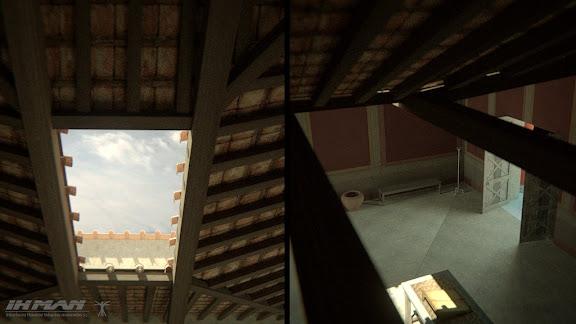 Techo Atrium