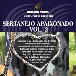 Download – CD Sertanejo Apaixonado Vol. 2 – 2013
