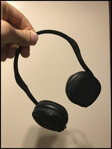 IMG 0709 thumb%25255B2%25255D - 【ガジェット】コレはすげぇ!「AUKEY Sport Headset EP-B26」レビュー!ジム通いが捗りまくり!【折りたたみ式超小型Bluetoothヘッドフォン】
