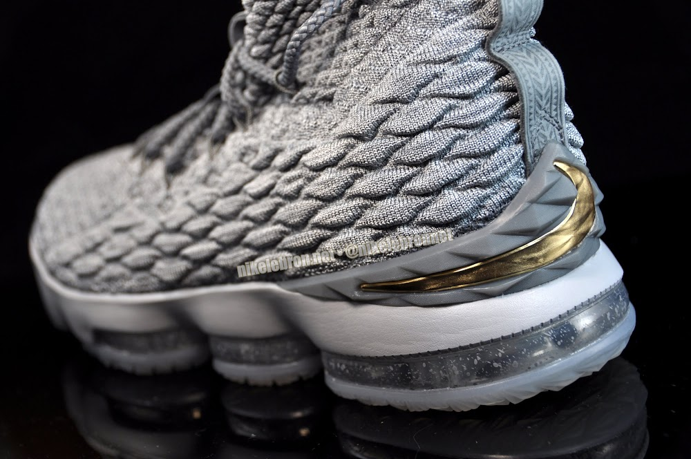 best value d1db7 11d6f Nike LeBron 15 'City Edition' Hides a Secret Message | NIKE ...