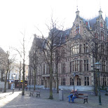 The Hague in the Netherlands in Den Haag, Zuid Holland, Netherlands