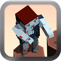 Jumping Zombie - Cross Log icon