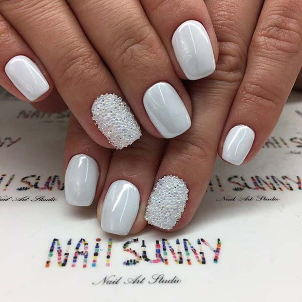 REGAL WEDDING NAIL WORKMANSHIP IS HERE IN 2019 5