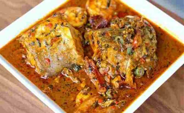 Delicious Banga Soup recipe