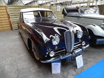 2017.10.01-041 Delahaye 135M cabriolet Chapron 1946