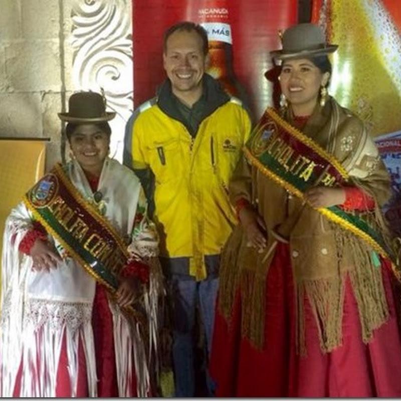 Cholita Paceña 2017