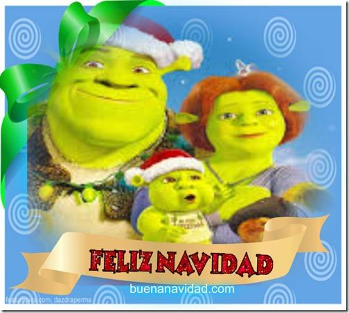 shrek feliz navidad (4)