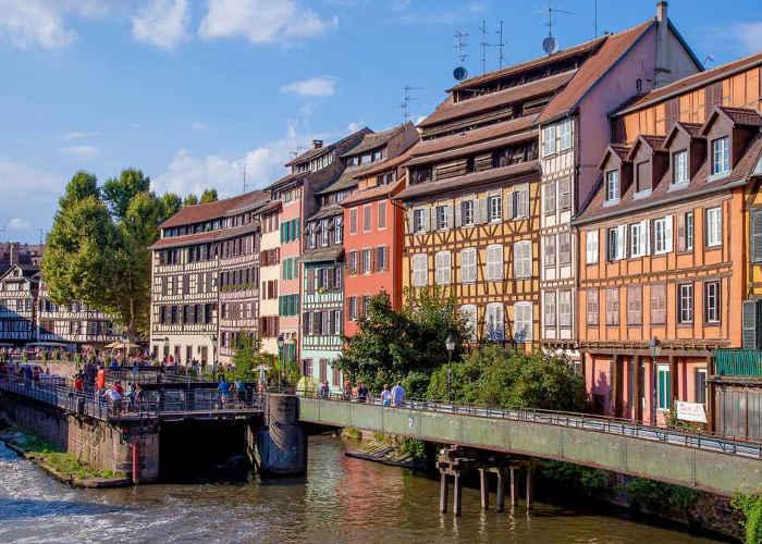 Estrasburgo capital de Alsacia