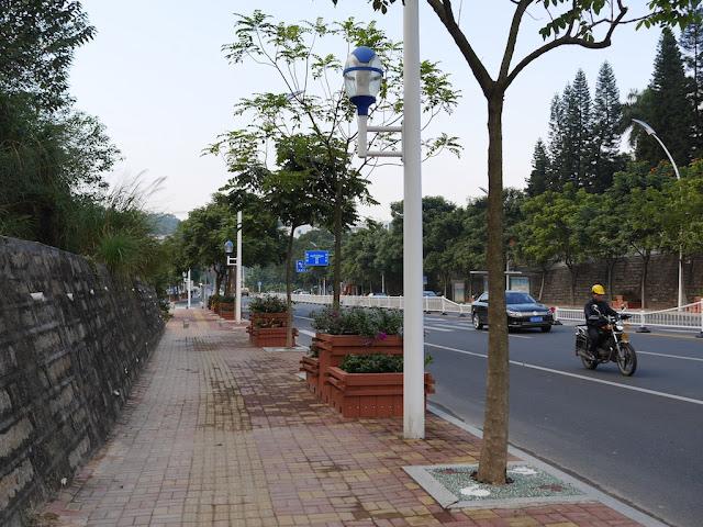 Tengfei Road (腾飞) in Zhangzhou