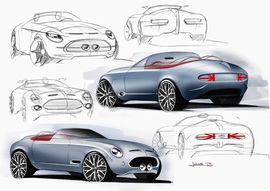 MINI Superleggera Vision Concept 56