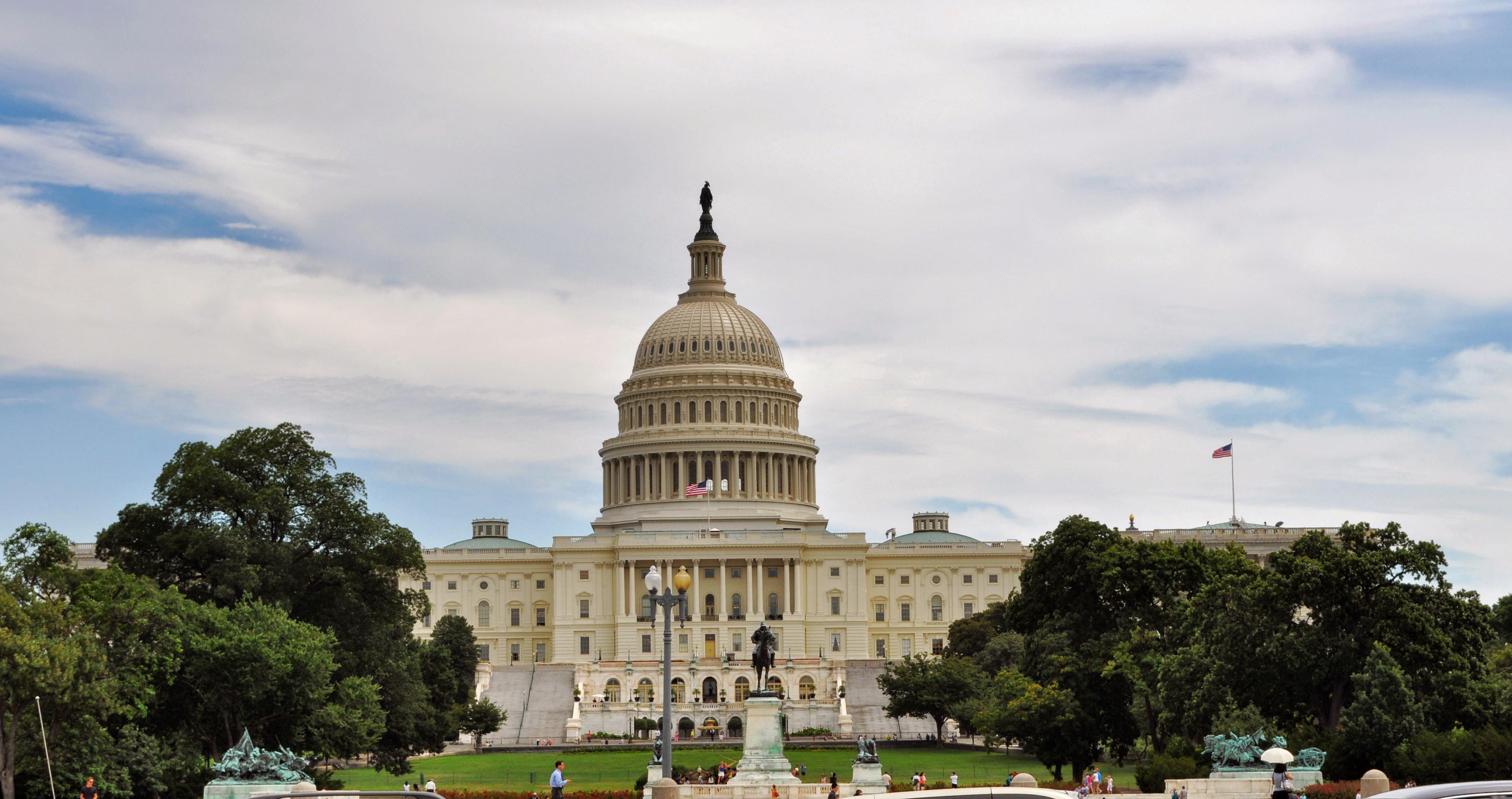 United States Capitol Building Washington D C