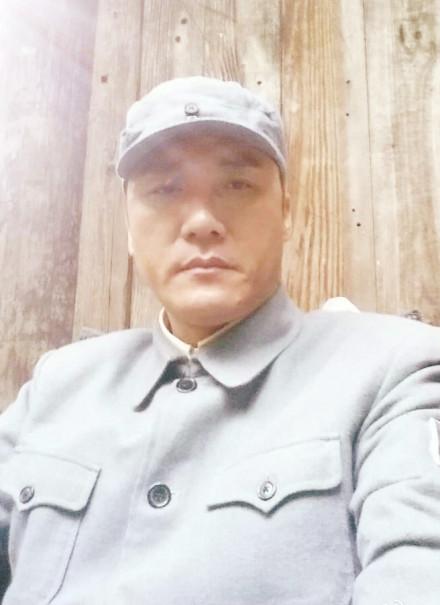 Zhang Xingzhe China Actor