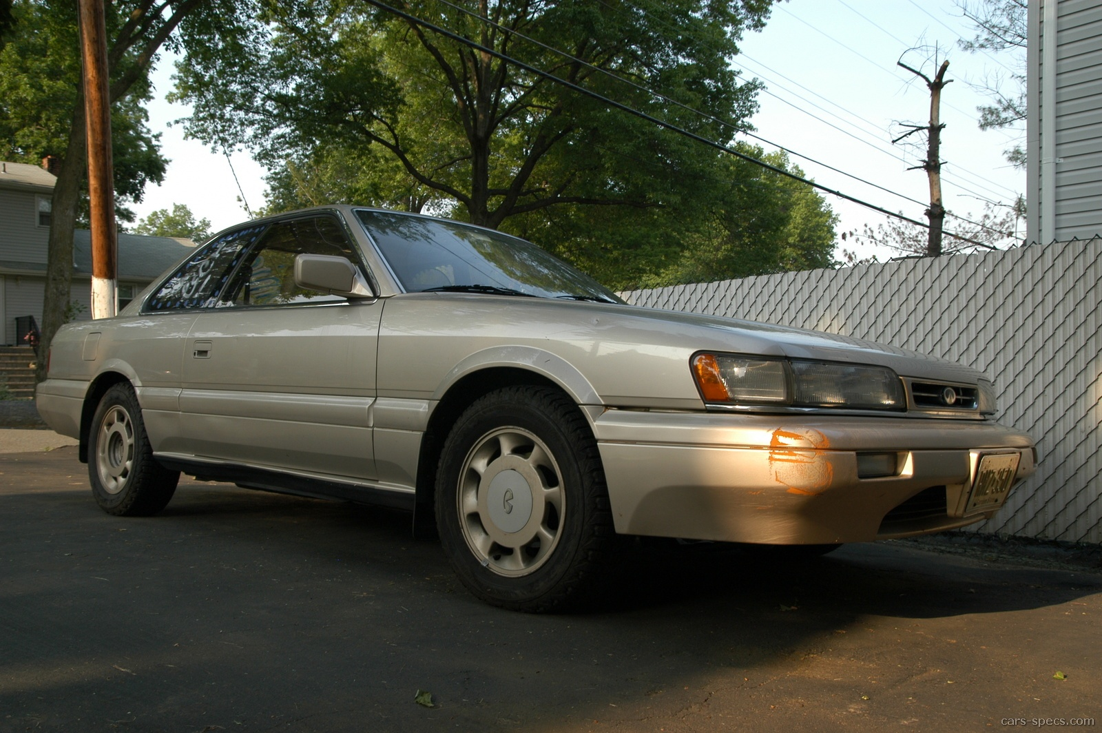 1990 Infiniti M30 Coupe Specifications Pictures Prices