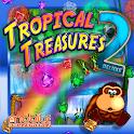 Tropical Treasures 2 Deluxe FREE icon