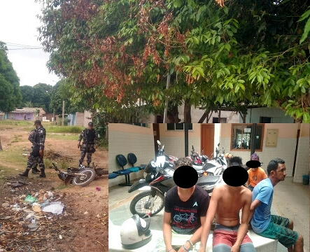 Guarnição do GTO recupera mais uma moto roubada em Santarém