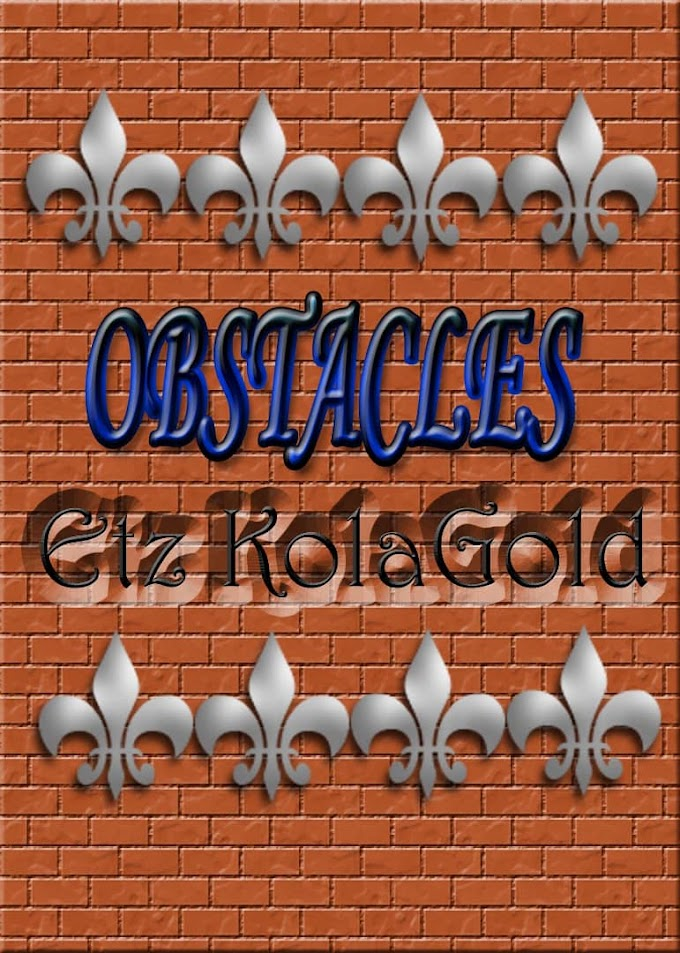 Etz kolagold - OBSTACLES
