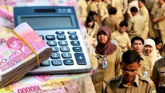Catat ! Alokasi Anggaran Gaji PNS Daerah di APBD Diperketat