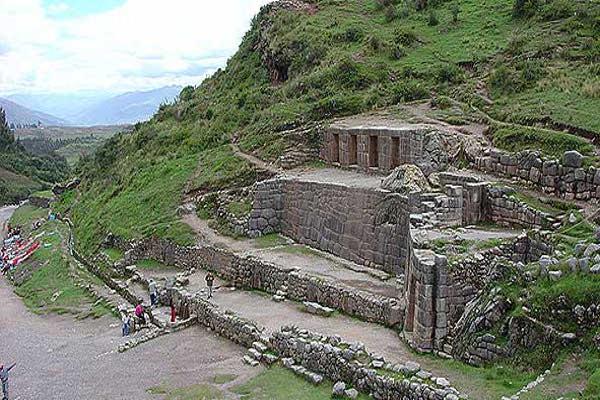 Puca Pucará Cusco