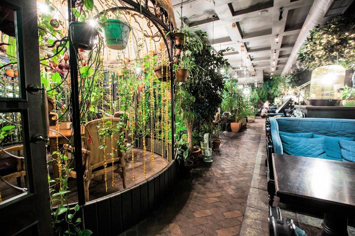 Фото №10 зала Зал «Оранжерея»