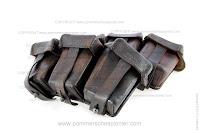 World War I German Ammunition pouches
