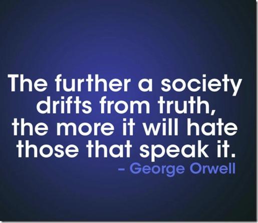 drift from truth